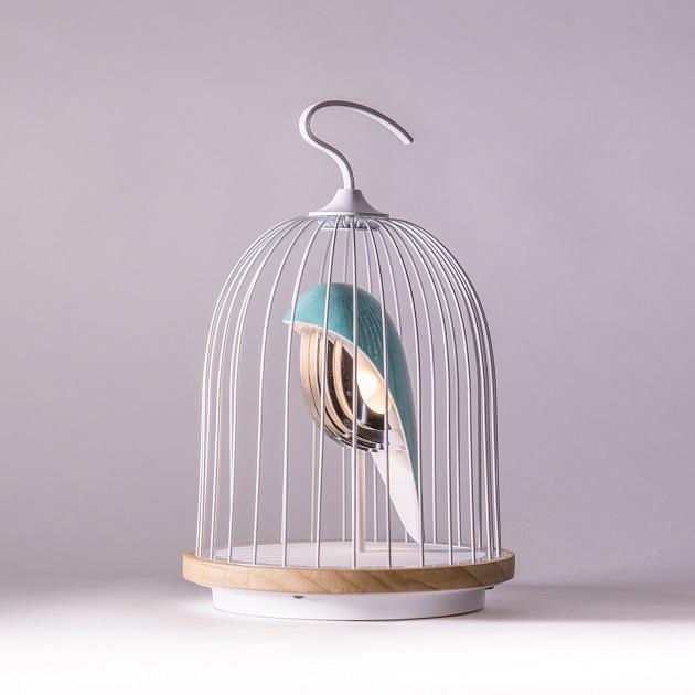 無線音響燈-青鳥 1